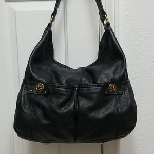 MARC JACOBS Large duffle bag style satchel